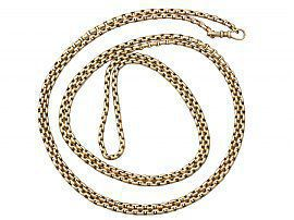9k gold chain