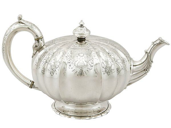 William Wrangham Williams Teapot