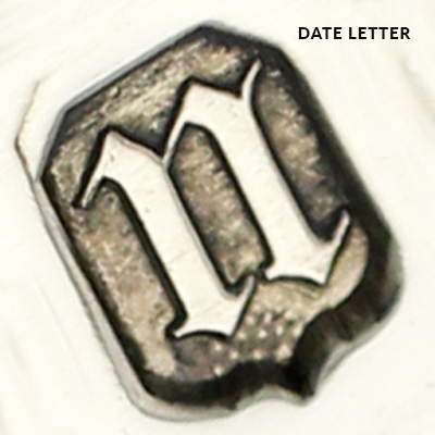 Hallmark date Letter