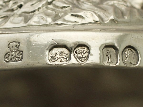 Well Known and Collectable Silver Makers / Silversmiths - AC