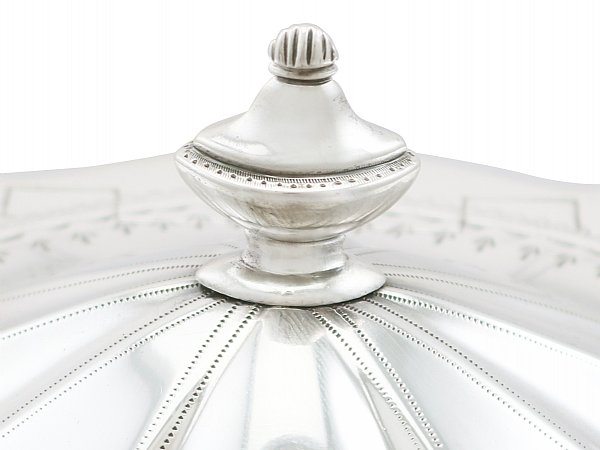 Adams Style Silver