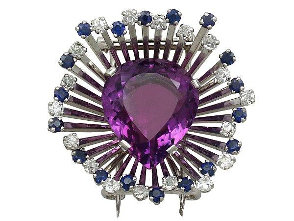 History of Amethyst Gemstones