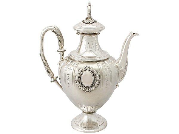 German coffee pot