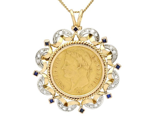 The History of Coin Jewellery