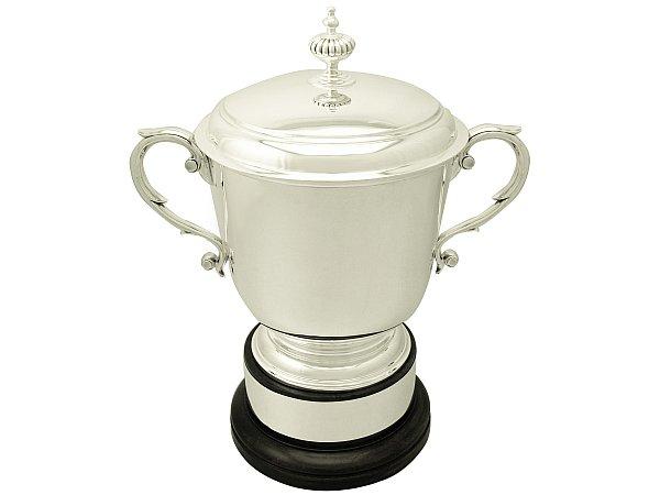 Edwardian Presentation Cup