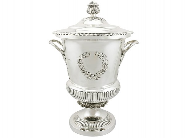 Presentation cup and cover