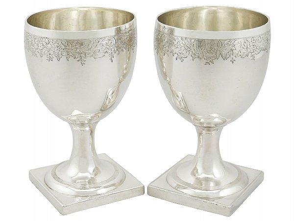 Goblets for sale