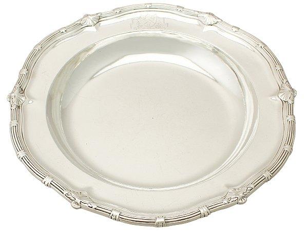 Set of four Dinner Plates