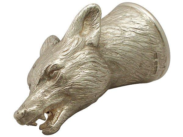 Silver Fox Cup
