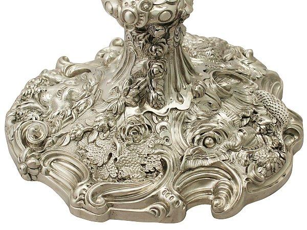 rococo silverware