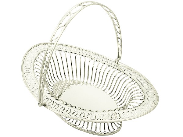 edwardian basket