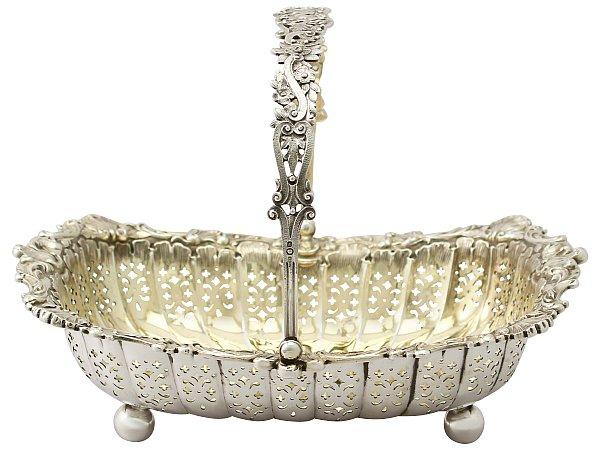 Victorian Cake Basket