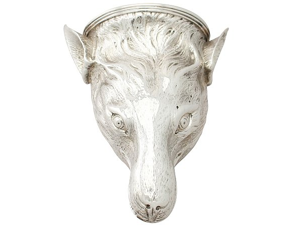 Head Stirrup Cup