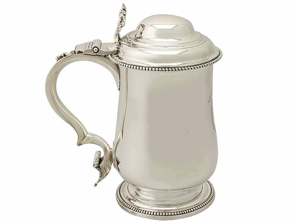 what is a tankard