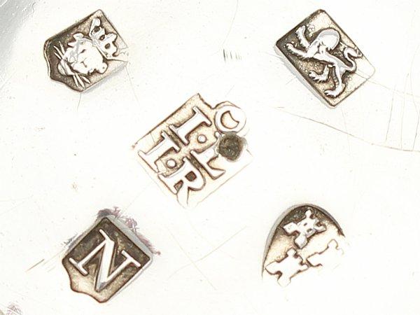 Newcastle Silver Hallmarks