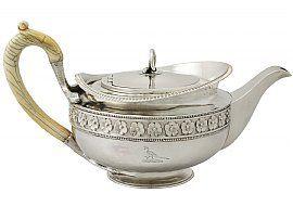 georgian teapot